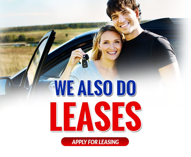 WE ALSO DO LEASES